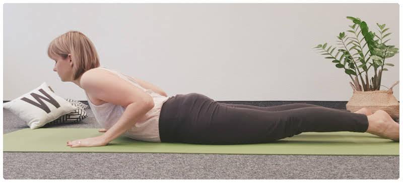 schwanger werden Yoga