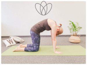 3 Yogaübungen gegen Rückenschmerzen im unteren Rücken