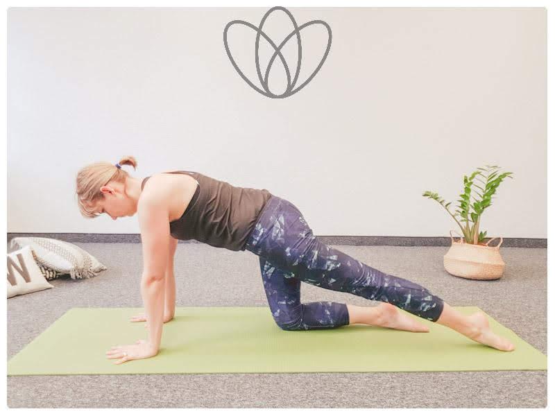 yoga gegen Rückenschmerzen im unteren Rücken