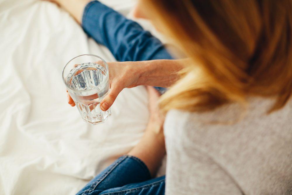 Beckenboden test testen finger Schwangerschaft