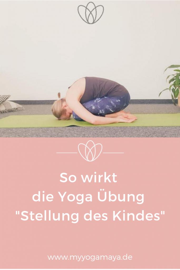 Wirkungen der Stellung des Kindes - Yogamaya