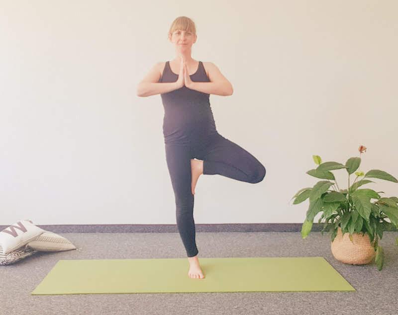 yogamaya Der Baum für mehr Geduld