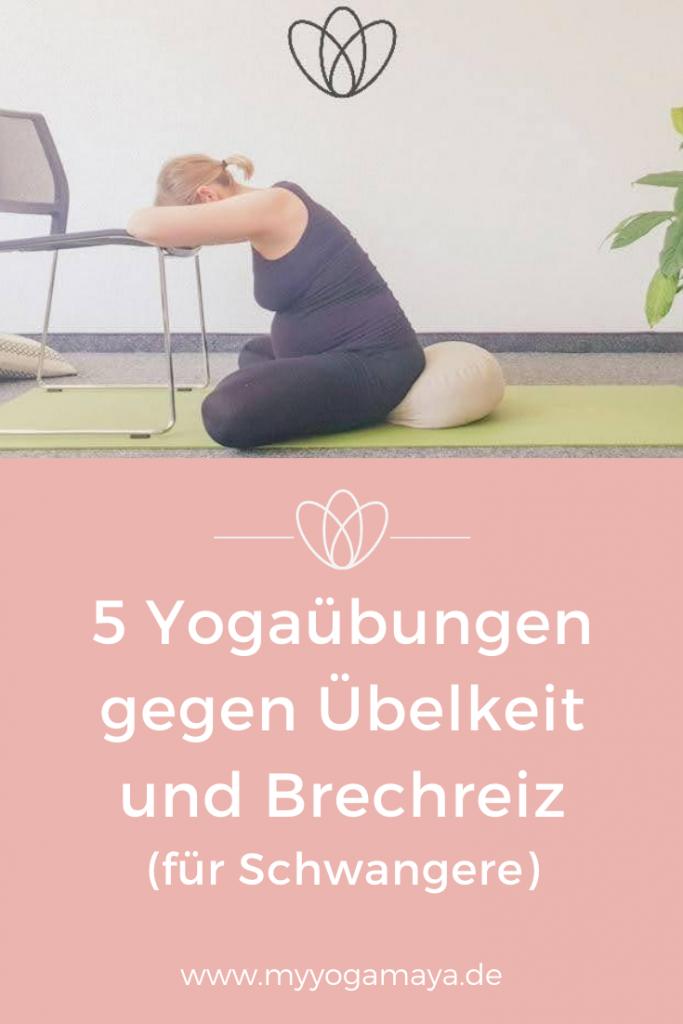 yogamaya 5 Yogaübungen gegen Übelkeit und Brechreiz