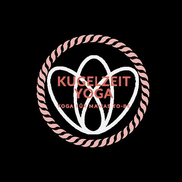 Logo Kugelzeit Yoga png transparent